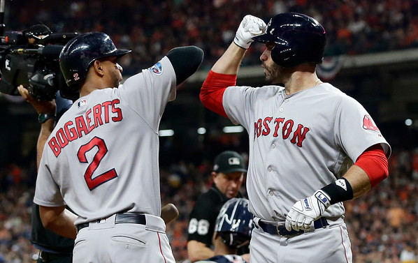 Red Sox 4, Astros 1 (10/18/2018)