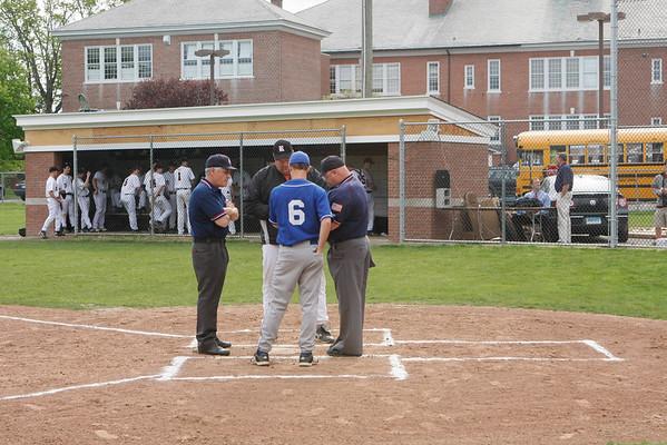 Ridgefield Varsity Baseball Spring 2010