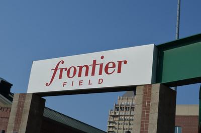 Frontier Field; Rochester, New York