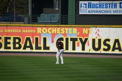 Rene Rivera, starting catcher