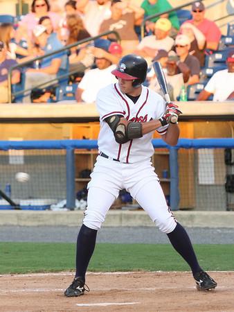 Cody Johnson Rome Braves LF