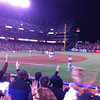 Giants vs. Padres, April 19, 2013.  Giants win, 3-2!  Angel Pagan, walk off double in the 9th inning!