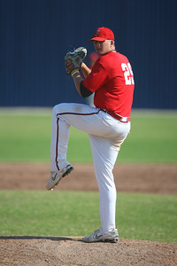 The Seminole State Trojan Baseball team hosted Murray State, September 27th, 2007