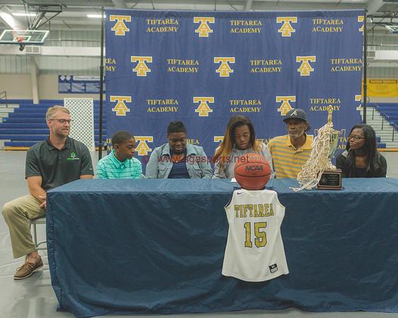 Shaunteria Taylor Signs with Georgia Southwestern