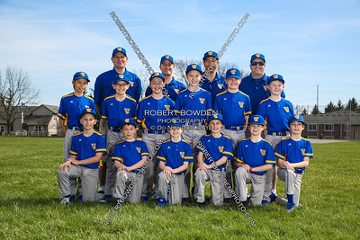 South Farmington Blues U10 Team Photos 2017