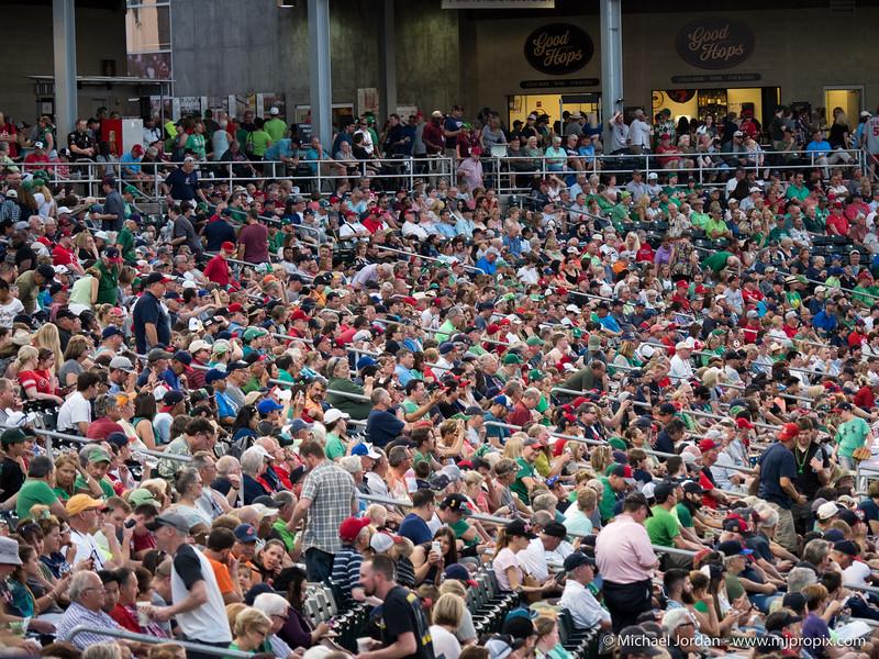 St. Patrick's Indains v. Reds