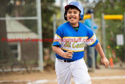 St Cecilia Baseball 2008-4-28-139