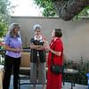 Gail Reed, Winifred Rotz - friends and Trish Putnam '66