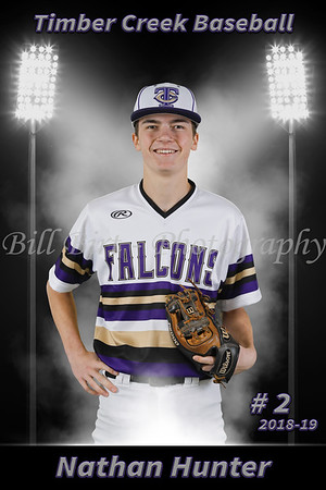 Nathan Hunter Baseball 18-19 flat