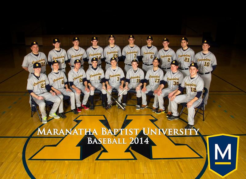 Mens Baseballl Team 2014TM_1