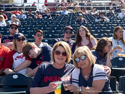 Cleveland Indians vs. Arizona Diamondbacks