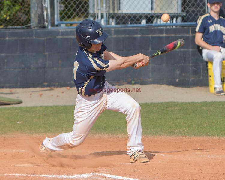 Valwood vs Tiftarea Academy Baseball