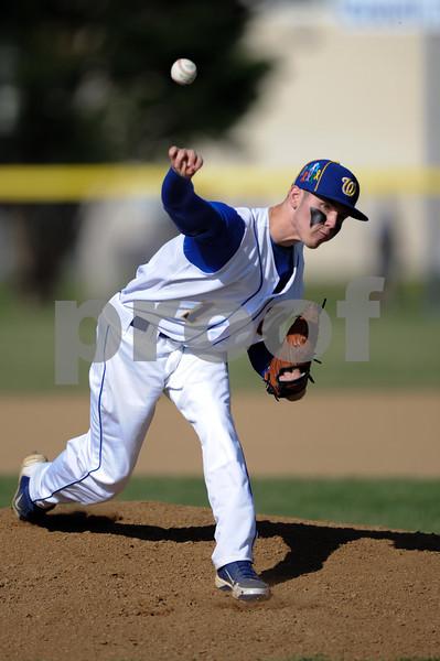 Urbana at Walkersville Baseball