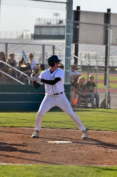 Varsity Baseball vs Capital Christian