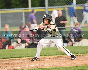 Panthers Varsity Baseball  May 11 2016