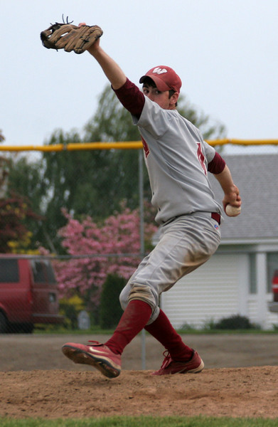 Rob Fila - Starting Pitcher