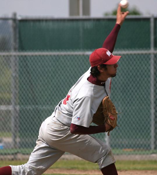 Ivan Munoz - Starting Pitcher