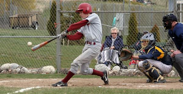 Waterville HS Baseball VS Oroville 4-21-2007