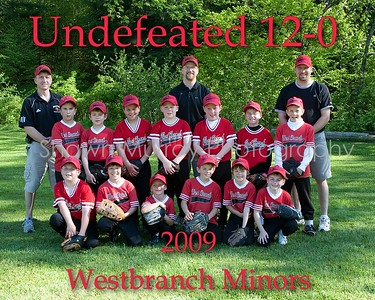 Westbranch undefeated 12-0