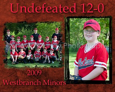 Westbrach undefeated Jacob collage
