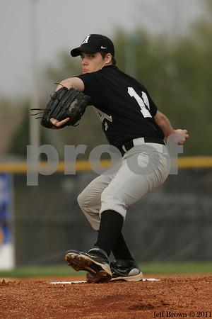 Westfield vs Avon Baseball 4-18-11