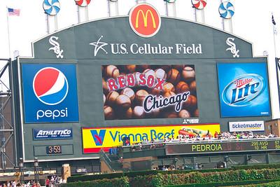 White Sox vs Red Sox 9-5-09