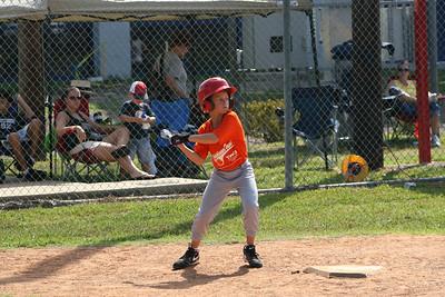 YMCA - Summer Baseball 6/27/2009