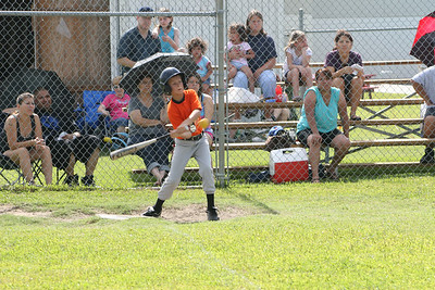 YMCA Summer Baseball - 7/11/2009