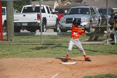 YMCA - Summer Baseball - 7/18/2009