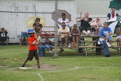 YMCA Summer Baseball - 8-8-2009