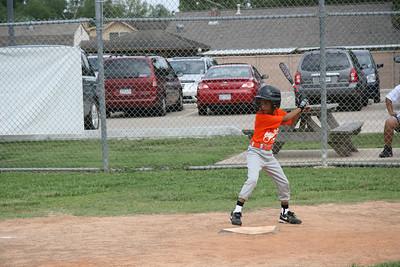 YMCA - Summer Baseball 8/1/2009