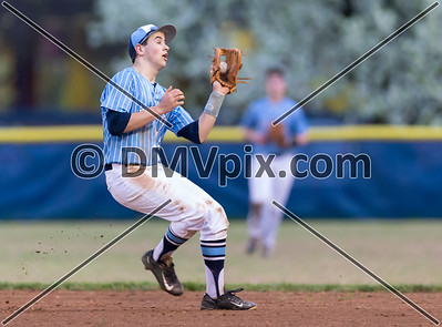 Yorktown @ W-L Varsity Baseball (17 Apr 2015)