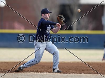 Yorktown @ W-L Varsity Baseball (21 Mar 2017)