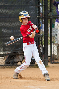 Toby goes down swinging to end the top of the 2nd inning. The Nationals started out their season with a 4-1 win over the Pirates. 2012 Arlington Little League Baseball, Majors Division. Nationals vs Pirates (14 Apr 2012) (Image taken by Patrick R. Kane on 14 Apr 2012 with Canon EOS-1D Mark III at ISO 200, f2.8, 1/1600 sec and 200mm)
