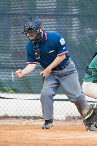 2012 Arlington Little League Baseball, Majors Division. (Image taken by Patrick R. Kane on 12 Jun 2012 with Canon EOS-1D Mark III at ISO 3200, f4.0, 1/320 sec and 280mm)