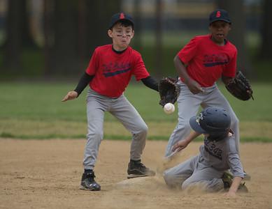 Baseball, SAL 343, D&S Collision, Euclid, HERO Park