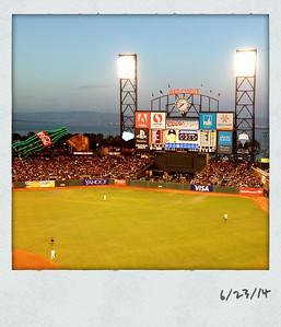 Baseball Stadium #13