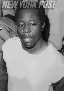 Legendary Baseball Player Hank Aaron as a Milwaukee Brewer. 1975
