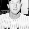 Historical Headshot of Jay Hook Former Mets Player