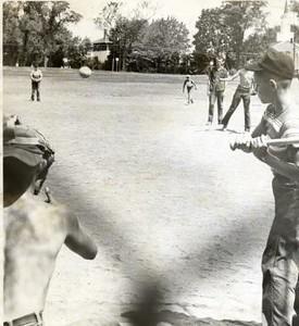 Boys Playing Baseball II (01045)