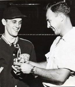 Baseball Trophy Award (02336)