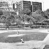 Roosevelt High Plays Baseball At McCombs High Park