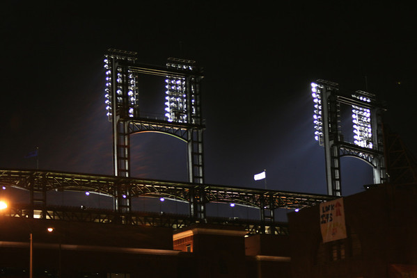 2006 World Series Game Three, Busch Stadium; St. Louis, Missouri