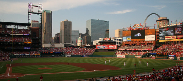 Busch Stadium; St. Louis, Missouri