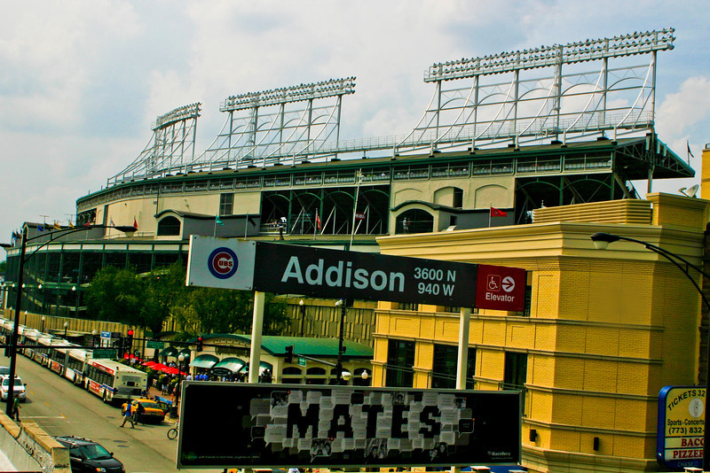 Wrigley Field, Chicago IL
