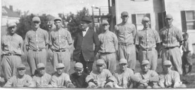 Craddock Terry Baseball Team (01520)