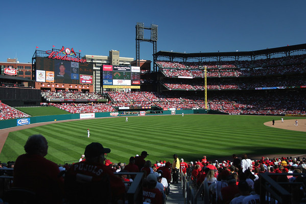 Opening Day 2006; St. Louis, Missouri