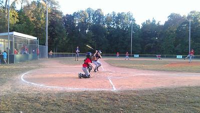Fall Baseball 2012