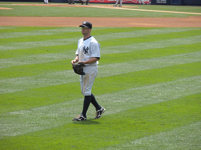 Brett Gardner, Yankee Stadium on June 25th 2011