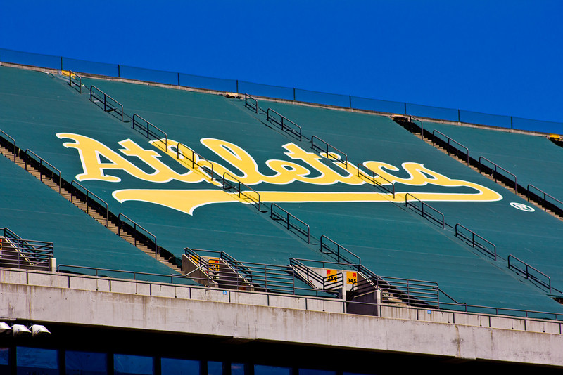 The Coliseum, Oakland CA